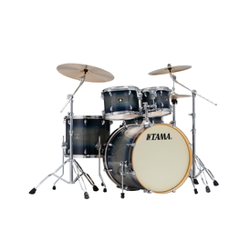 Tama - CL52KSDIB Superstar Classic Maple Shell Pack, 10,12,16,22,14sn, Dark Indigo Burst