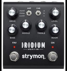Strymon - Iridium Amp Modeler & Impulse Response Cabinet Pedal