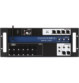 Soundcraft - Ui16 16 Channel Remote- Controlled Stage Box/Digital Mixer