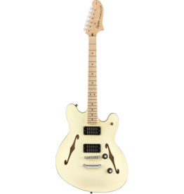 Squier - Affinity Series Starcaster, Olympic White