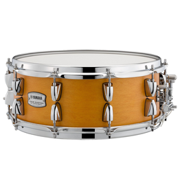 Yamaha - Tour Custom 14x5.5 Maple Snare, Caramel Satin