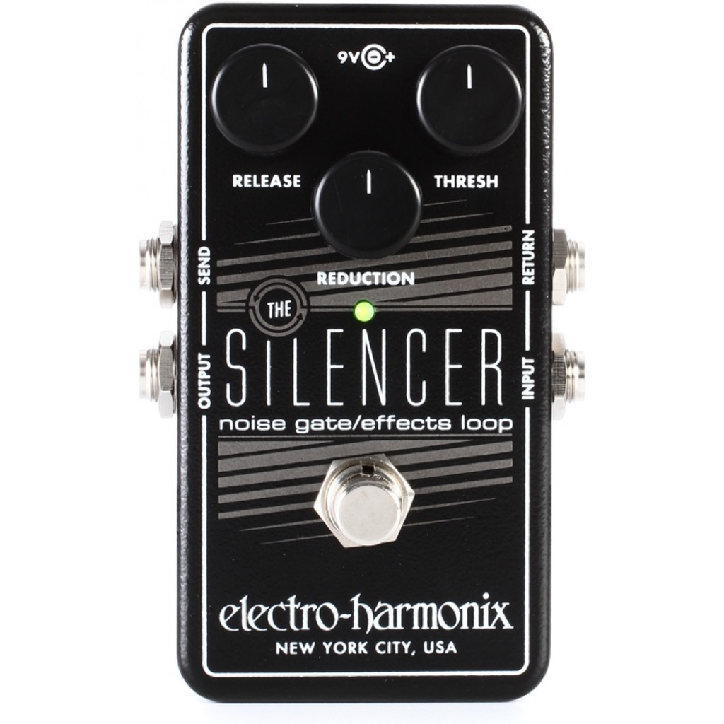 Electro-Harmonix - The Silencer Noise Gate / Effects Loop Pedal