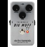 Electro-Harmonix - Triangle Big Muff Reissued Fuzz Pedal