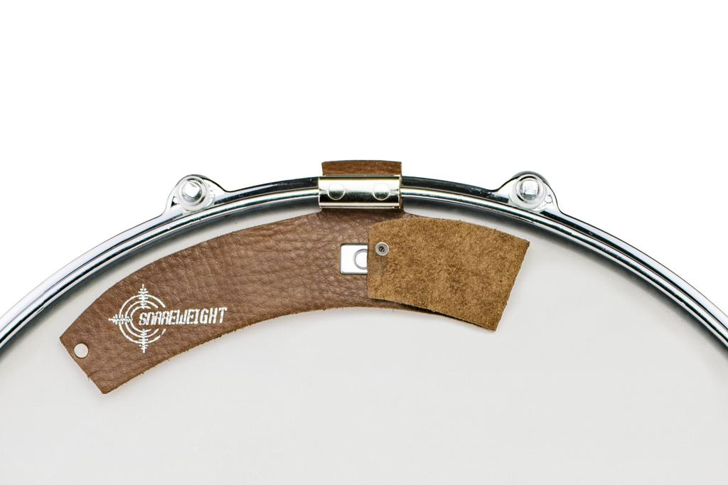 Snareweight - M80 Drum Damper, Walnut Brown
