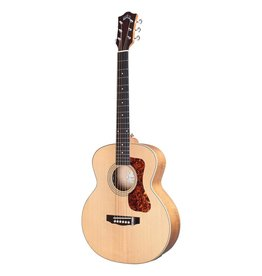 Guild - Jumbo Junior Flamed Maple, Antique Blonde