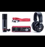 Focusrite - Scarlett Studio 3rd Gen Recording Bundle