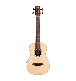 Cordoba - Mini II Acoustic/Electric Bass EB-E, Natural Spruce
