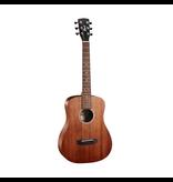 Cort - Earth Mini Acoustic, All Mahogany, w/bag