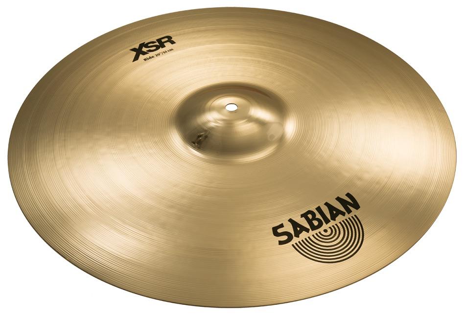 Sabian - XSR Performance Set w/Free 18″