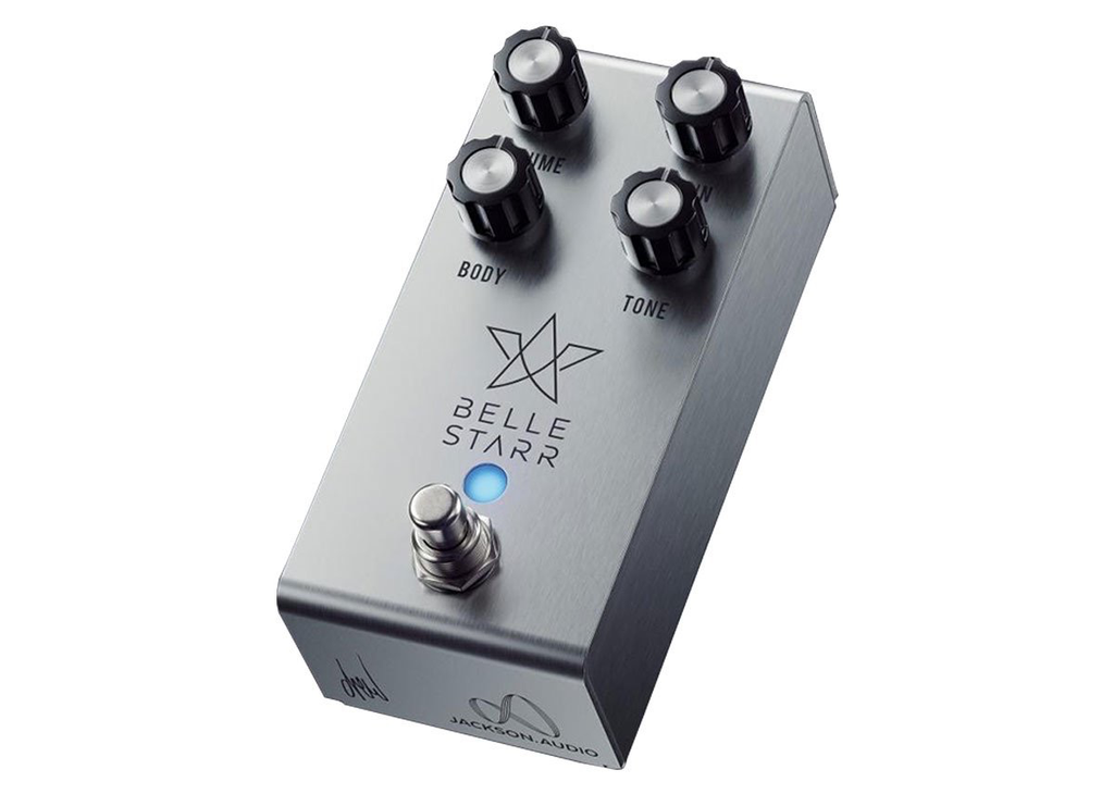 Jackson Audio - Belle Starr Professional Overdrive