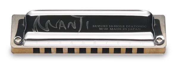 - M-20 Manji Harmonica, C