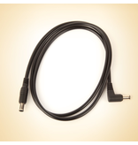 "Strymon - EIAJ 36"" Extension Cable, Straight to Right Angle"