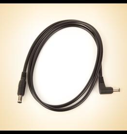 "Strymon - EIAJ 36"" Extension Cable, Straight to Right Angle"