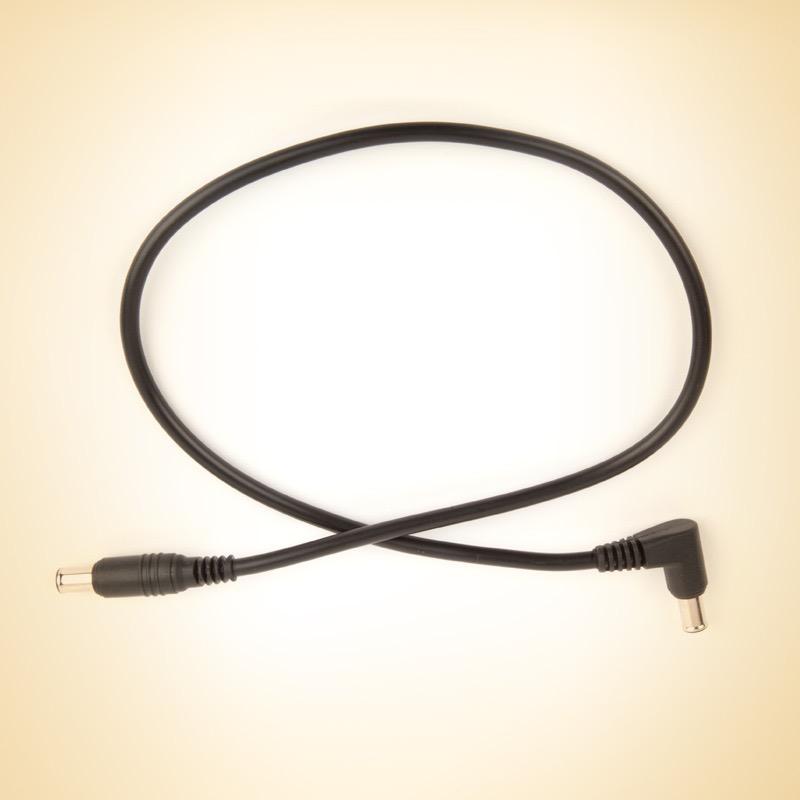 "Strymon - EIAJ 9"" Extension Cable, Straight to Right Angle"