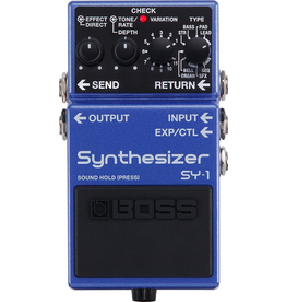 Boss - SY-1 Guitar Synthesizer Pedal