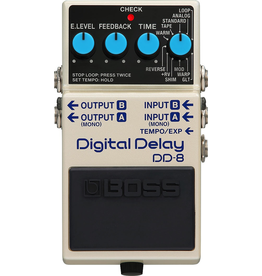 Boss - DD-8 Digital Delay Pedal