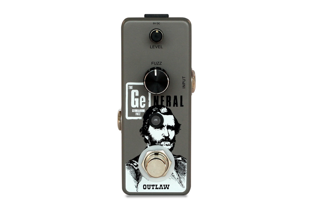 Outlaw - The General Germanium Fuzz