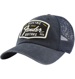 Fender - Raglan Bones Fender Electric Hat, Navy