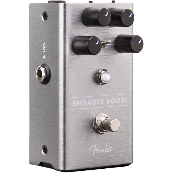 Fender - Engager Boost Pedal