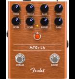 Fender - MTG: LA Tube Distortion Pedal w/Boost