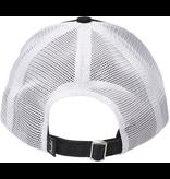Fender -  Debossed Logo Adjustable Hat, Black and White