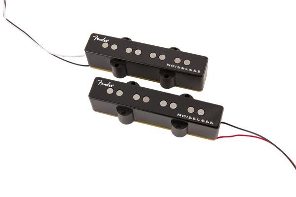 Fender - Jazz Bass PIckups, 4th Generation Noiseless
