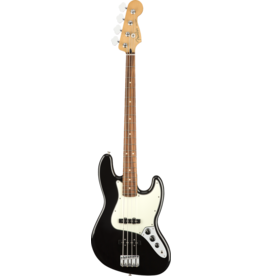 Fender - Player Jazz Bass, Pau Ferro Fingerboard, Black