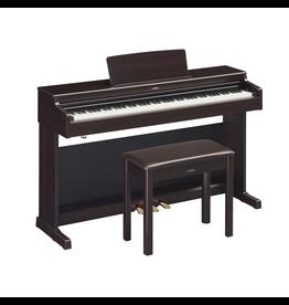 Yamaha - Arius YDP164R 88 Key Digital Piano w/Bench, Rosewood