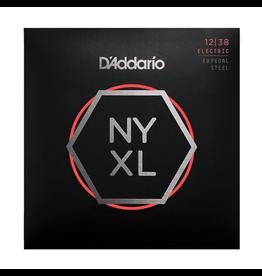 D'Addario - NYXL1238PS NYXL, E9 Pedal Steel, Custom Medium 12-38
