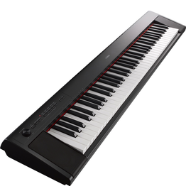 Yamaha - NP32 Piaggero NP32 76-Key Portable Keyboard, Black
