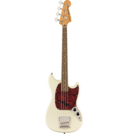 Squier - Classic Vibe '60s Mustang Bass, Olympic White