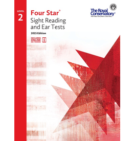 Frederick Harris - RCM Four Star, Sight Reading and Ear Tests, Level 2