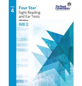 Frederick Harris - RCM Four Star, Sight Reading and Ear Tests, Level 4