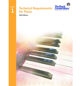 Frederick Harris - RCM Technical Requirements for Piano, Level 1