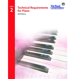 Frederick Harris - RCM Technical Requirements for Piano, Level 2