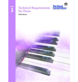 Frederick Harris - Technical Requirements for Piano, Level 3