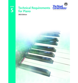 Frederick Harris - RCM Technical Requirements for Piano, Level 5