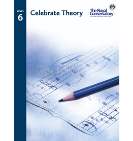 Frederick Harris - RCM Celebrate Theory, Level 6
