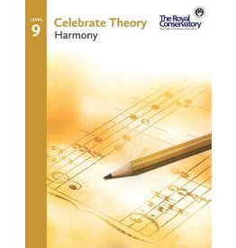 Frederick Harris - RCM Celebrate Theory 9 Harmony & 2016 edition
