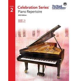 Frederick Harris - RCM Celebration Series, 2015 Edition, Piano Repertoire 2 w/ Online Audio
