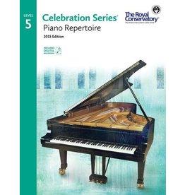 Frederick Harris - RCM Celebration Series, 2015 Edition, Piano Repertoire 5 w/ Online Audio