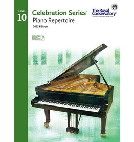 Frederick Harris - RCM Celebration Series, 2015 Edition, Piano Repertoire 10 w/ Online Audio