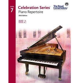 Frederick Harris - RCM Celebration Series, 2015 Edition, Piano Repertoire 7 w/ Online Audio