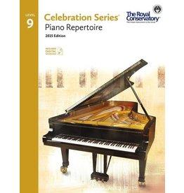Frederick Harris - RCM Celebration Series, 2015 Edition, Piano Repertoire 9 w/ Online Audio