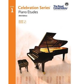 Frederick Harris - RCM Celebration Series, 2015 Edition, Piano Studies/Etudes 1
