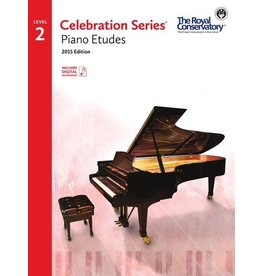 Frederick Harris - RCM Celebration Series, 2015 Edition, Piano Studies/Etudes 2