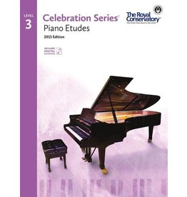 Frederick Harris - RCM Celebration Series, 2015 Edition, Piano Studies/Etudes 3