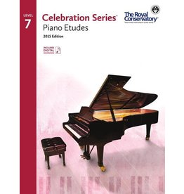 Frederick Harris - RCM Celebration Series, 2015 Edition, Piano Studies/Etudes 7