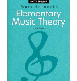 Frederick Harris - Elementary Music Theory, NoteSpeller (2nd edition)