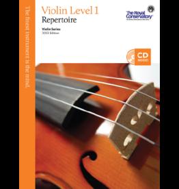 Frederick Harris - RCM Violin Series, 2013 edition, Violin Repertoire 1